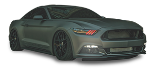 FRANJO SPEED Ford Mustang EcoBoost
